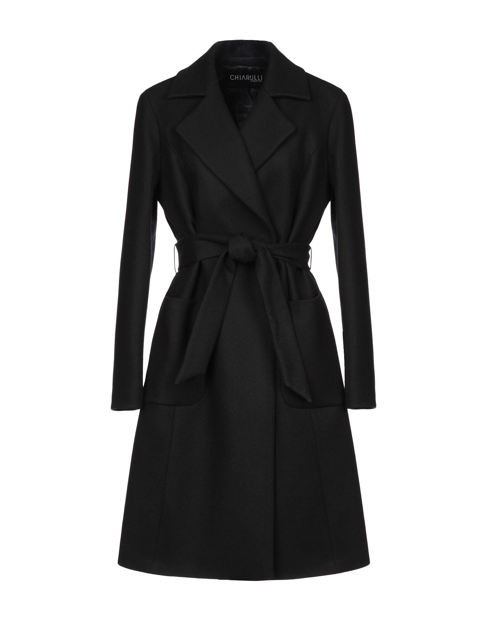купить CHIARULLI Пальто дешево