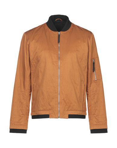 Купить Мужскую куртку  оранжевого цвета