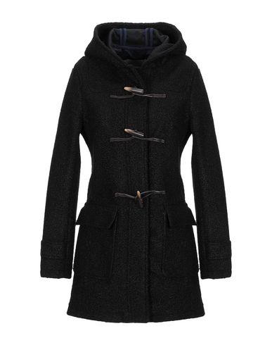 Купить Женское пальто или плащ LOST IN ALBION черного цвета