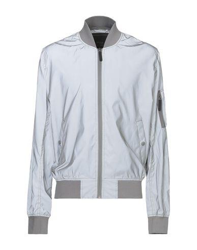 Купить Мужскую куртку ALPHA INDUSTRIES INC. серого цвета
