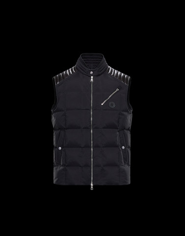 HOLSTEINER Black Category Vests Man