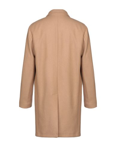 Фото 2 - Мужское пальто или плащ NN07 цвет верблюжий