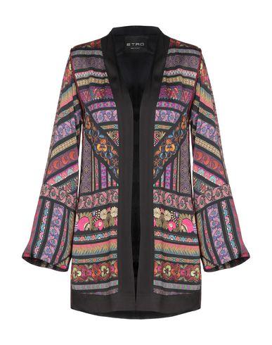 Купить Легкое пальто темно-фиолетового цвета