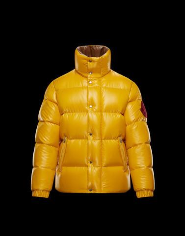 DERVAUX 黄色 羽绒服