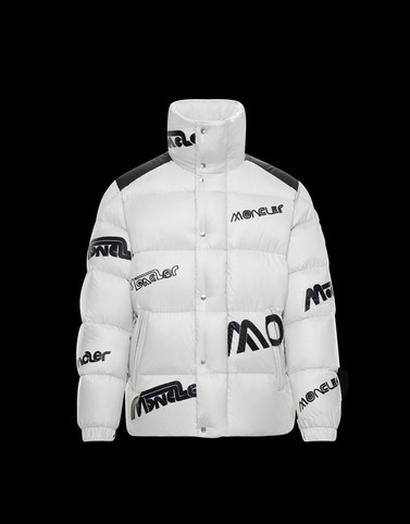 MARE White Down Jackets Man