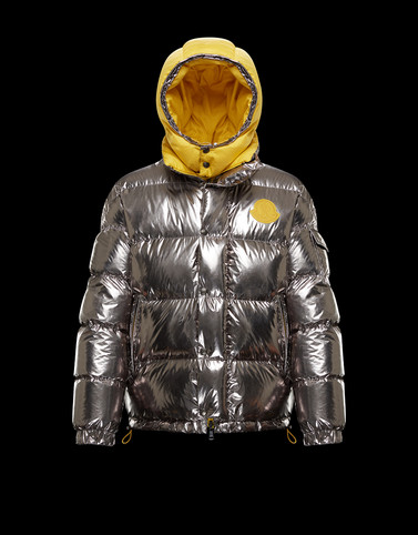 PRELE Silver Down Jackets Man