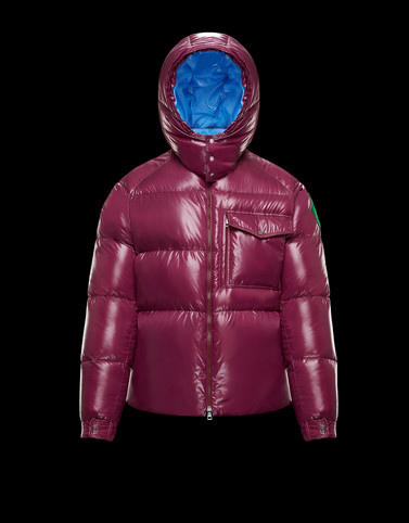 BARTHET Purple Down Jackets