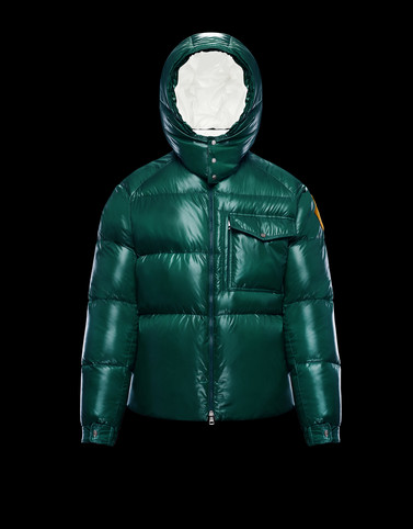 BARTHET Green Down Jackets