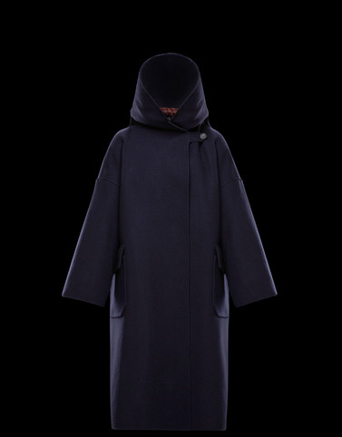ESCAUT Dark blue Anoraks