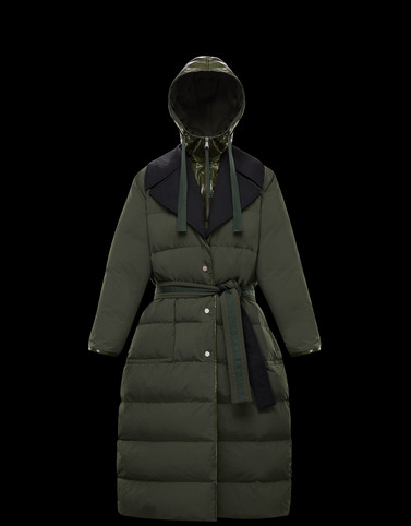 GLOMMA Dark green 2 Moncler 1952 Valextra Woman