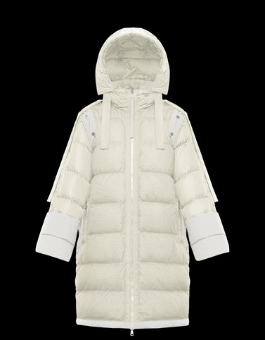 NARVALONG White 2 Moncler 1952 Valextra Woman