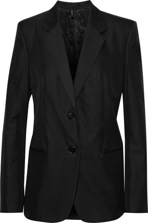 HELMUT LANG Cotton-blend twill blazer