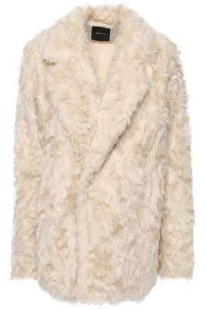 THEORY Jackson faux shearling coat