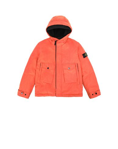 STONE ISLAND JUNIOR Jacke Herr 40434 MICRO REPS WITH PRIMALOFT® INSULATION TECHNOLOGY  f