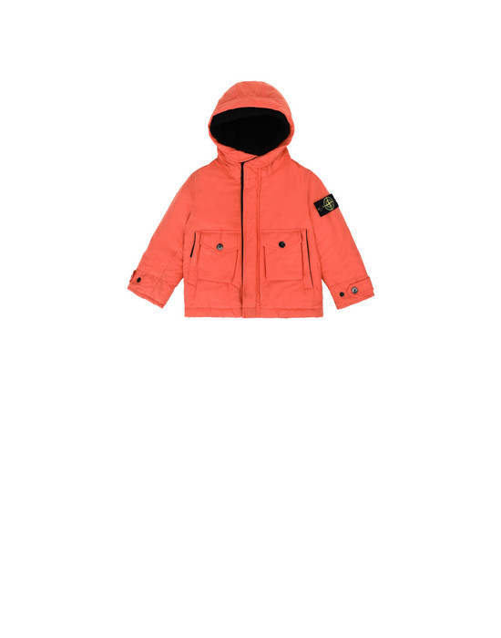 Jacket 40434 MICRO REPS WITH PRIMALOFT® INSULATION TECHNOLOGY  STONE ISLAND JUNIOR - 0