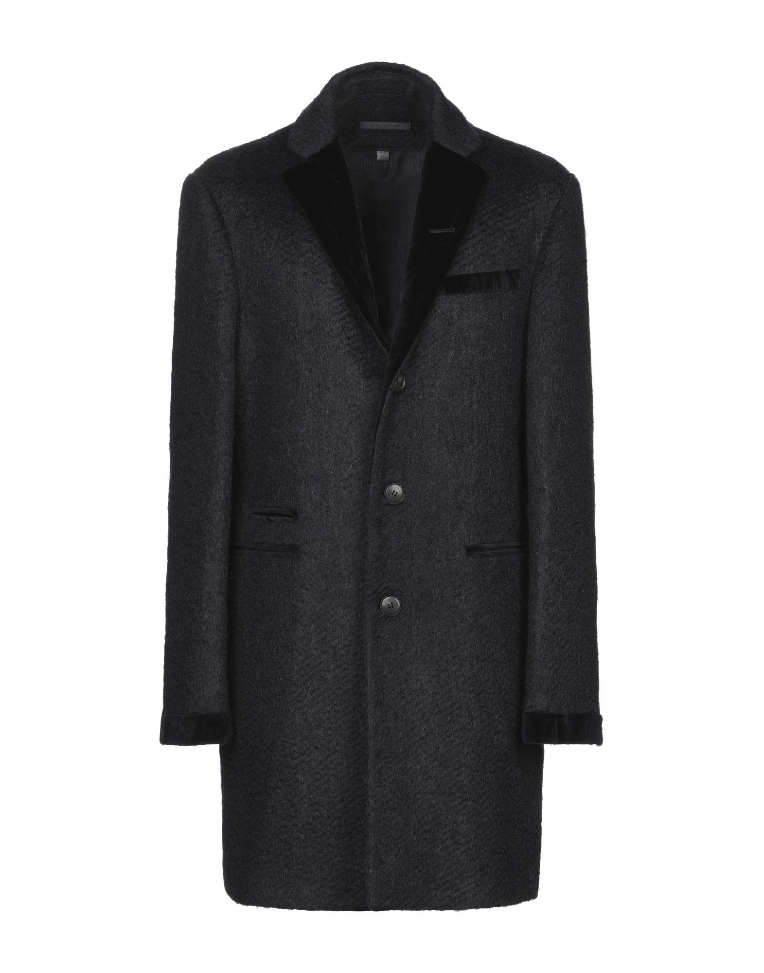 цена JOHN VARVATOS Пальто онлайн в 2017 году