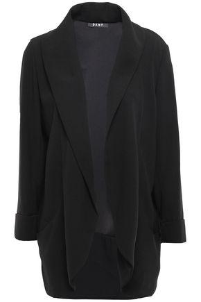DKNY Crepe blazer