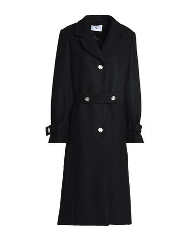 Купить Женское пальто или плащ CLAUDIE PIERLOT черного цвета