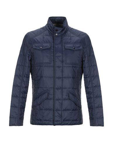Фото - Мужскую куртку PREMIER HOMME TAGLIENTE BLANC темно-синего цвета