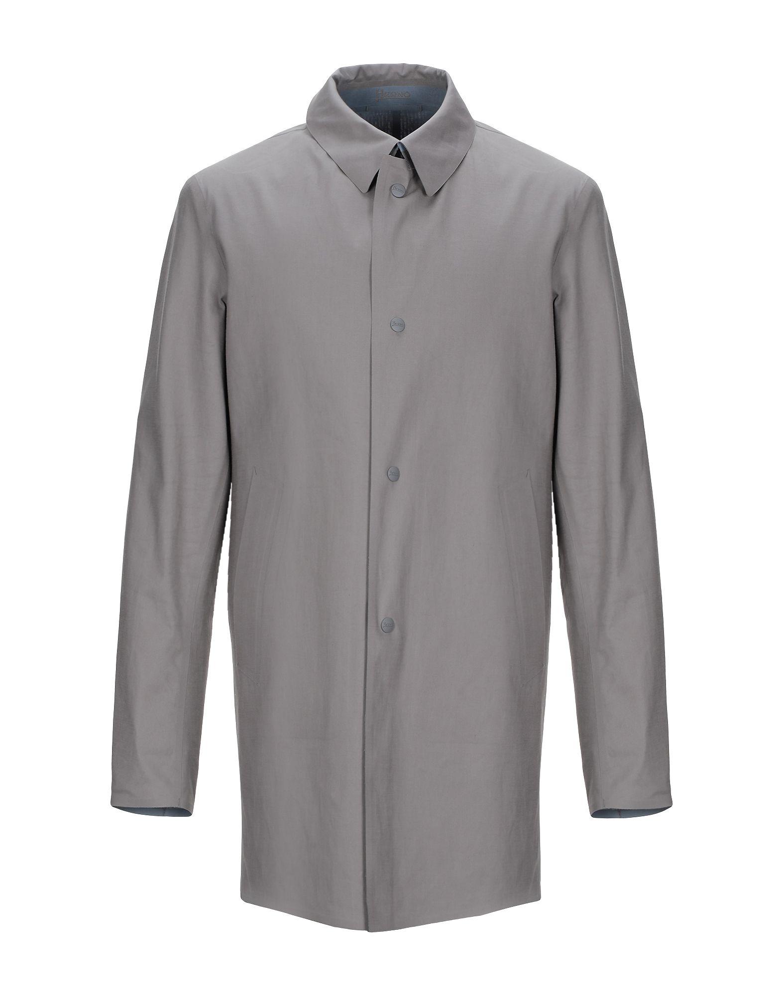 HERNO Легкое пальто