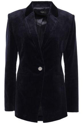 THEORY Cotton-blend corduroy blazer