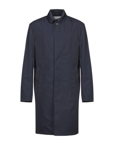 Фото - Легкое пальто от MACKINTOSH темно-синего цвета