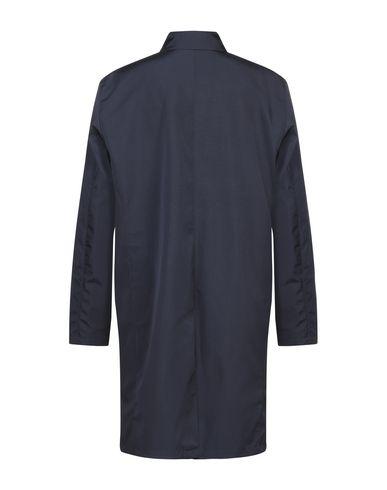 Фото 2 - Легкое пальто от MACKINTOSH темно-синего цвета