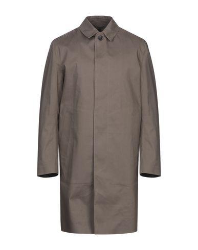 Фото - Легкое пальто от MACKINTOSH цвет зеленый-милитари