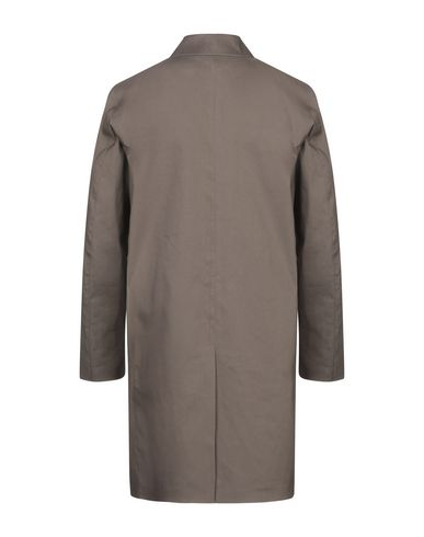 Фото 2 - Легкое пальто от MACKINTOSH цвет зеленый-милитари