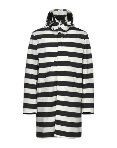 Фото - Легкое пальто от MACKINTOSH белого цвета