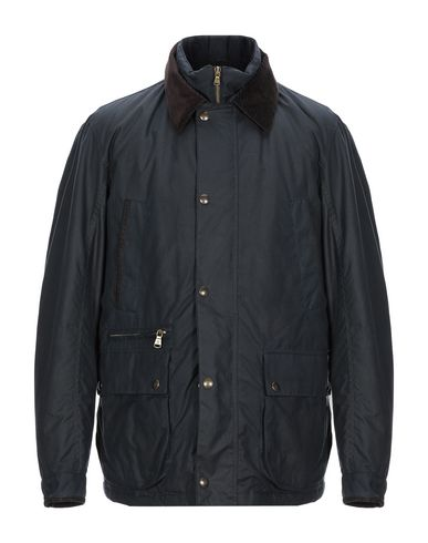 Фото - Мужскую куртку HACKETT темно-синего цвета