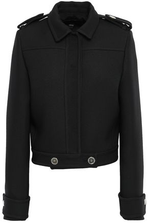 GIAMBATTISTA VALLI Cropped twill jacket