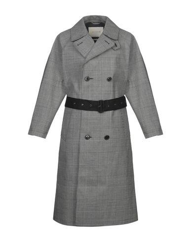 Фото - Легкое пальто от MACKINTOSH черного цвета