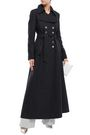 GIAMBATTISTA VALLI Belted woven trench coat