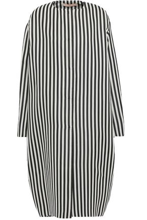 BROCK COLLECTION Striped woven jacket