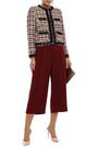 GIAMBATTISTA VALLI Sequined wool and cotton-blend tweed jacket