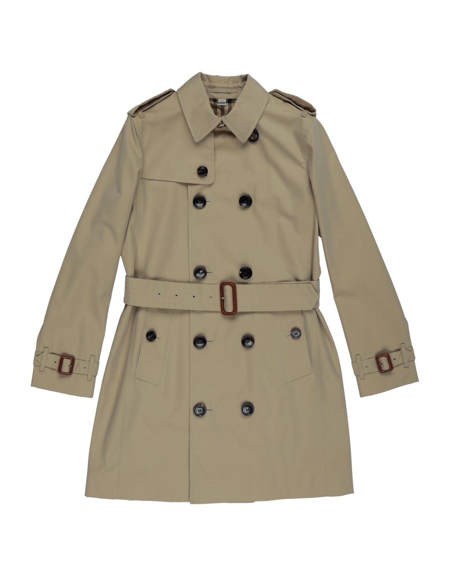 BURBERRY Легкое пальто