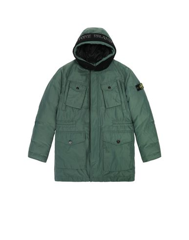 STONE ISLAND JUNIOR Jacket Man 40534 MICRO REPS DOWN f