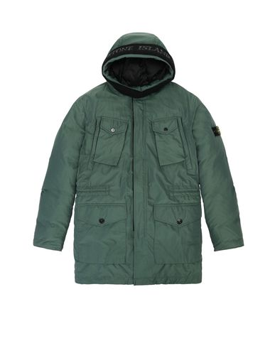 STONE ISLAND TEEN Jacket Man 40534 MICRO REPS DOWN f