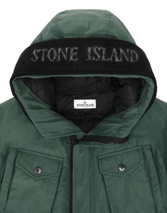 41922182sv - COATS & JACKETS STONE ISLAND JUNIOR