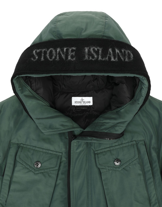 41922183kc - COATS & JACKETS STONE ISLAND JUNIOR