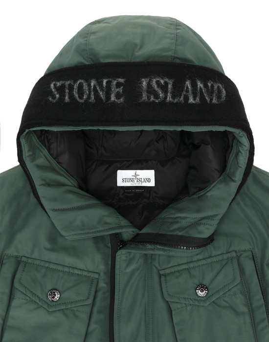 41922185rr - COATS & JACKETS STONE ISLAND JUNIOR