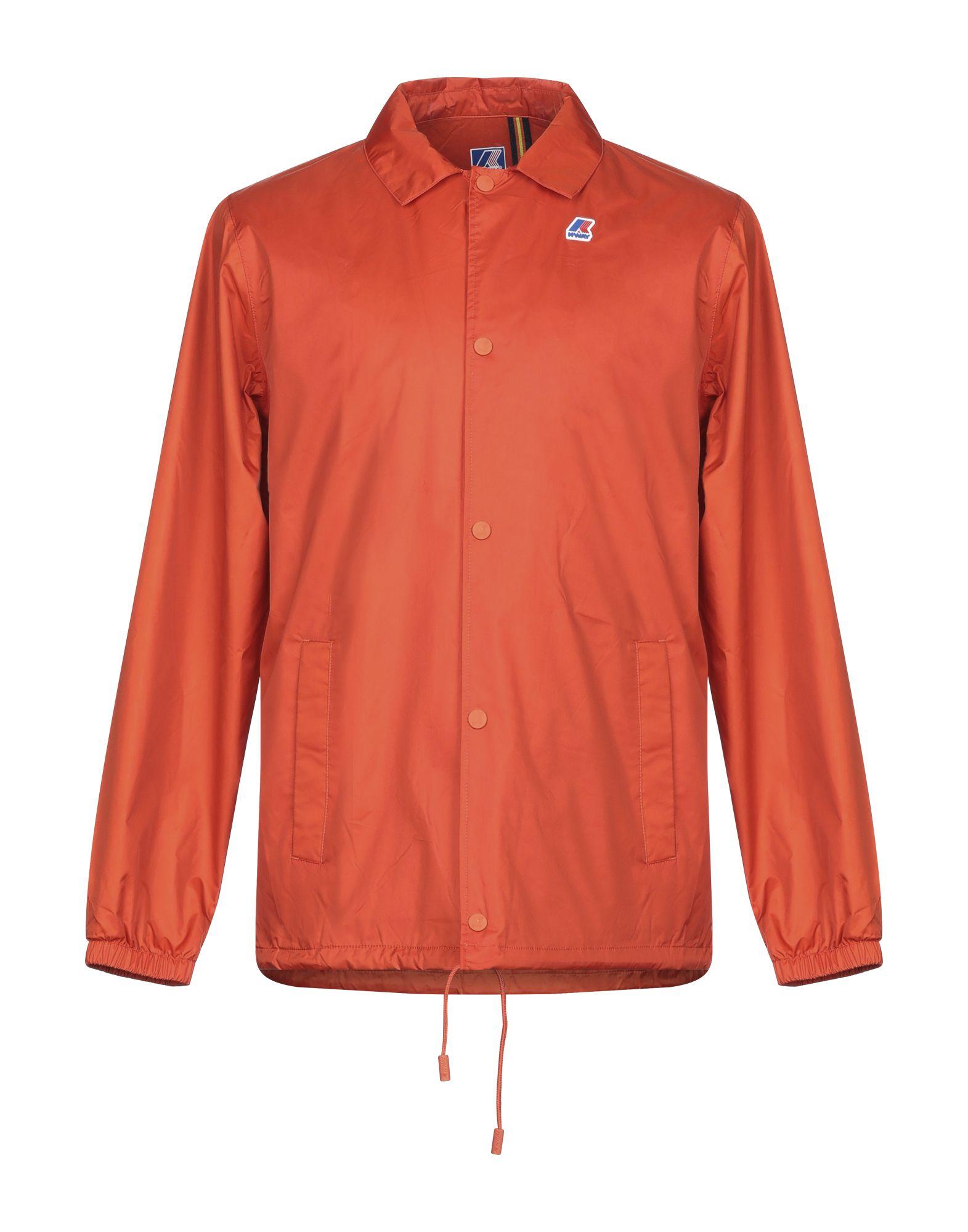 K-WAY Легкое пальто цена