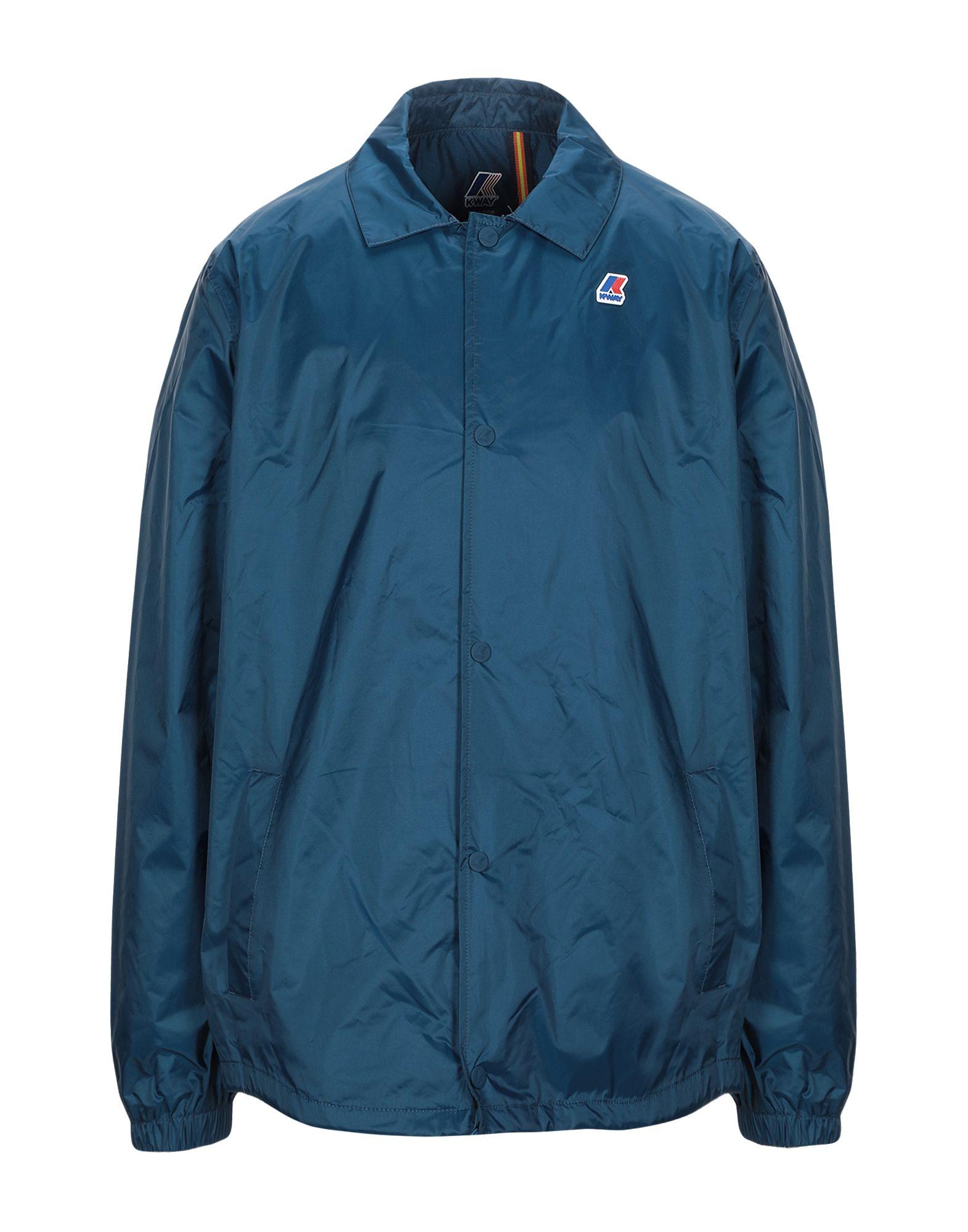 K-WAY Легкое пальто цена и фото