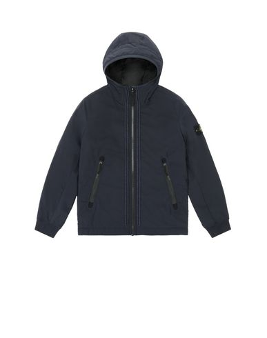 STONE ISLAND JUNIOR Jacke Herr 40331 SOFT SHELL-R WITH PRIMALOFT® INSULATION TECHNOLOGY f