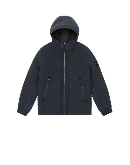 STONE ISLAND JUNIOR Giubbotto 40331 SOFT SHELL-R WITH PRIMALOFT® INSULATION TECHNOLOGY