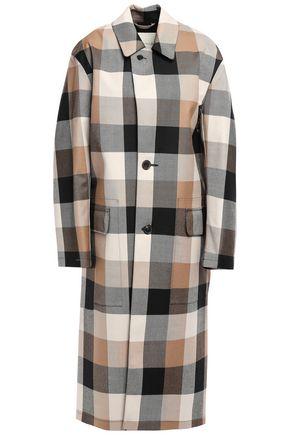 MACKINTOSH Checked wool coat