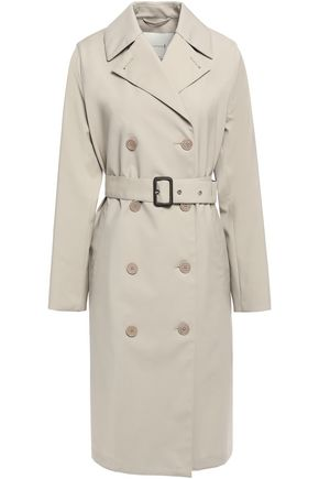 MACKINTOSH Linen trench coat