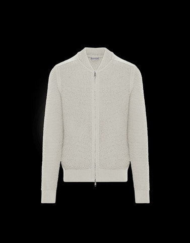 CARDIGAN Ivory Category Cardigans