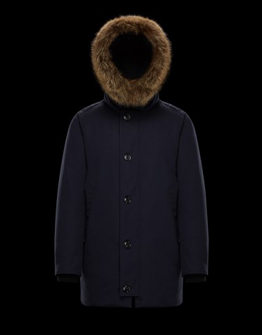 POLA Dark blue Category Parka
